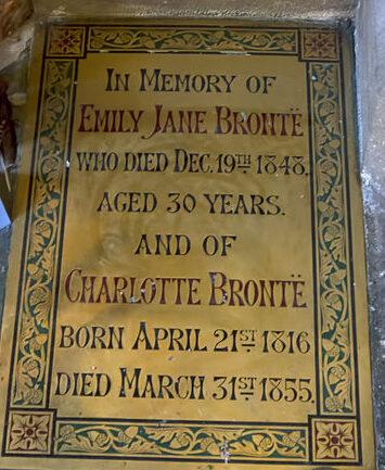 Brontë Antiphons at York Late Music